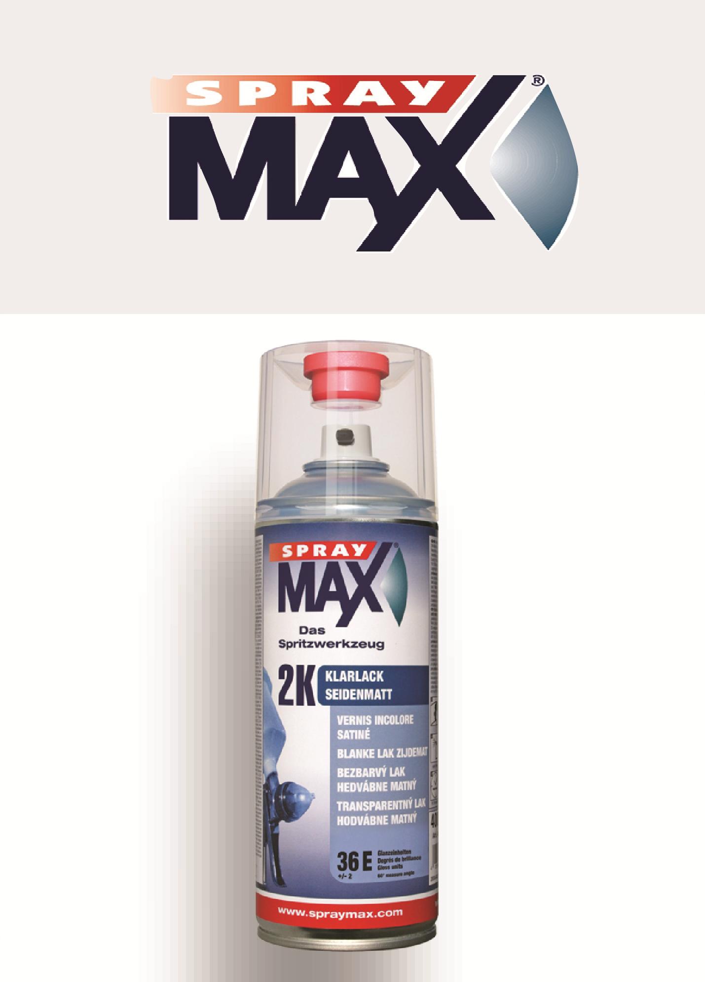 Spray Max kakovostni spreji